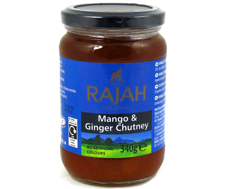 aam adrak ki chutney ginger mango chutney indian with mango chutney ...