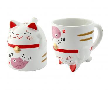 Cup & Mug (Maneki-Neko)