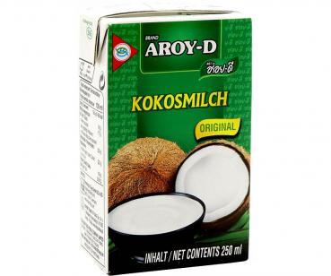 Kokosmilch (1A Qualität)