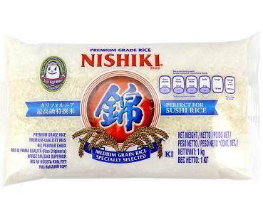 Premium Sushi-Reis, Nishiki