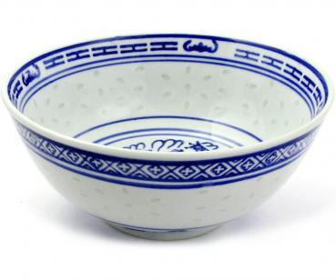 Suppenschale, Reiskorn