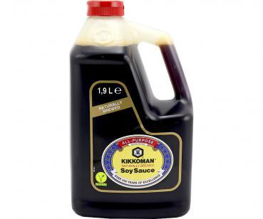 Sojasauce (Shoyu), KKM, 1,9 Liter