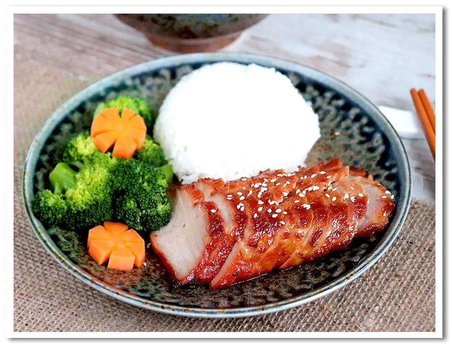 Chinesische BBQ