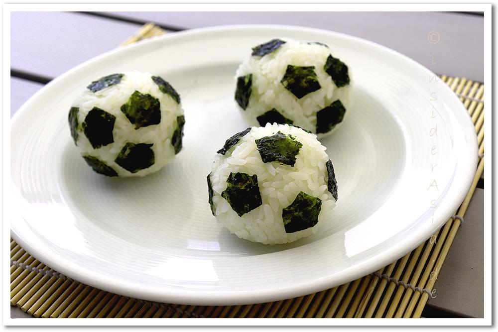 Sushi Fußball