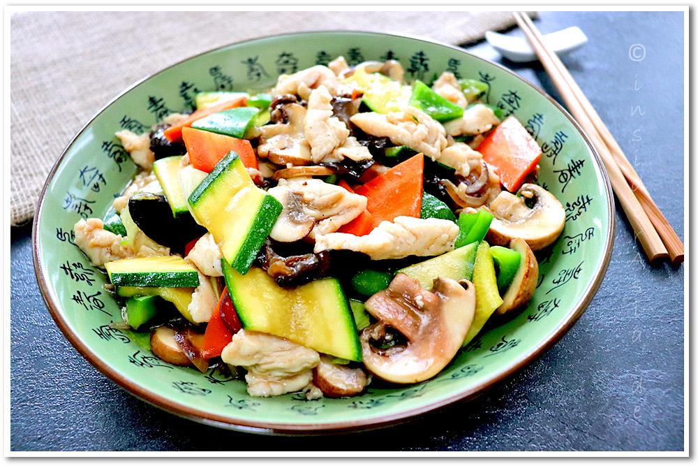Chinesische Küche - Chop Suey
