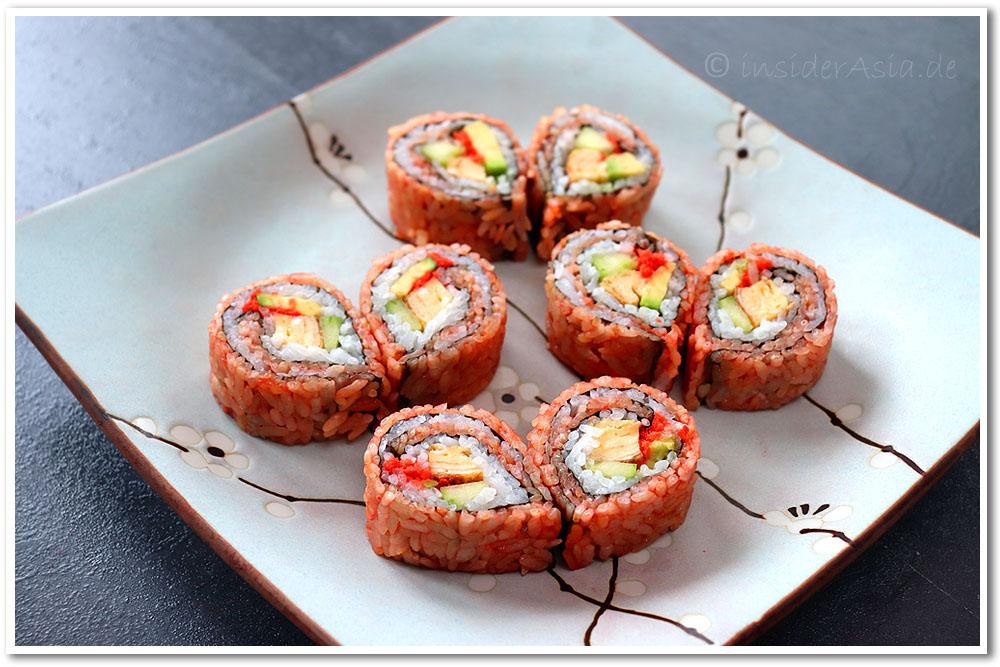 Sushi selbermachen