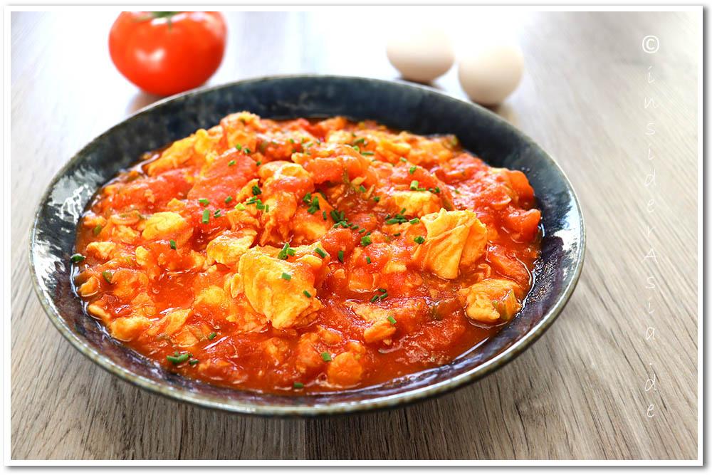 Tomaten Eier