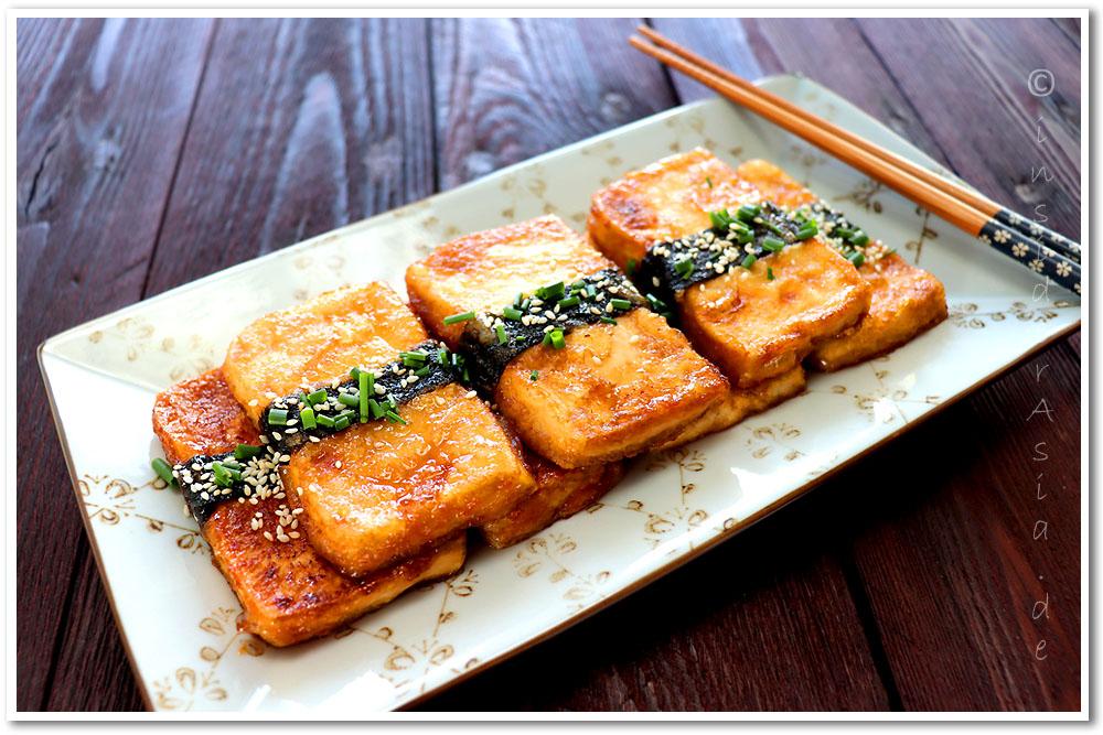 Japanisch kochen - Tofu