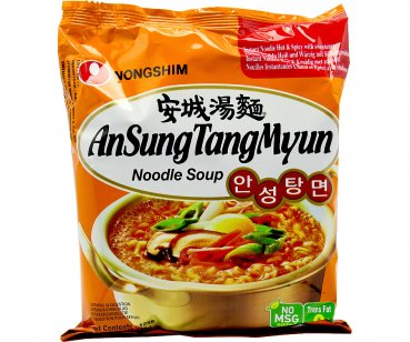 Nudelsuppe Ansungtangmyun, Nong Shim