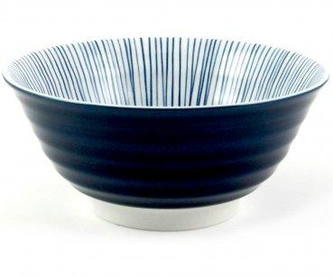 Japan Bowl, Streifenmotiv