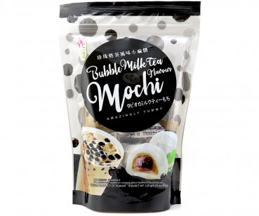 Mochi, Bubble Milk Tea