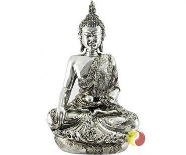 Buddha figur sitzend auf podest insider asia feinkost for Buddha figuren deko