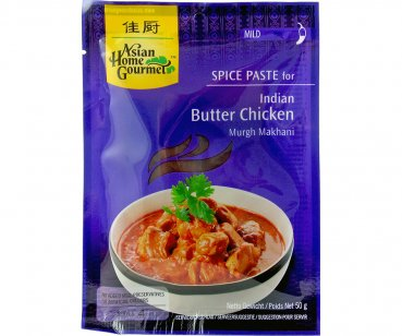 Indian Butter Chicken (Makhani)