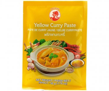 Thai Gelbe Currypaste, 50g