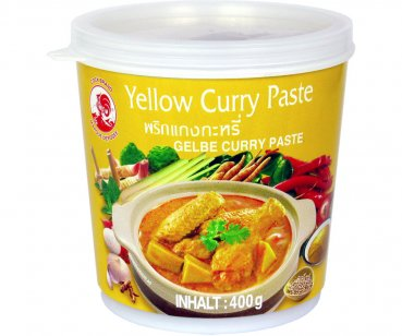 Thai Gelbe Currypaste