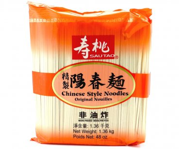 Chinese Style Noodles, Sao Tao