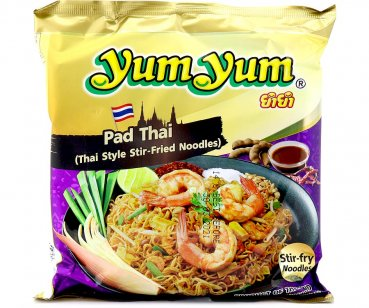 Instant Pad Thai Nudeln