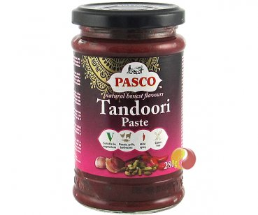 Tandoori-Paste, Pasco