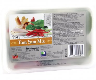 Tom Yum Mix, TK