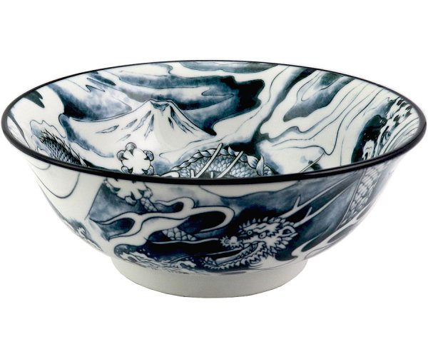 Ramen Bowl, Dragon