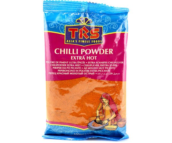 Chilipulver (hot)