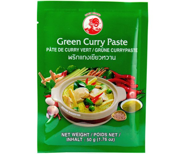 Thai Grüne Currypaste