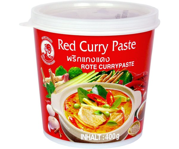 Thai Rote Currypaste
