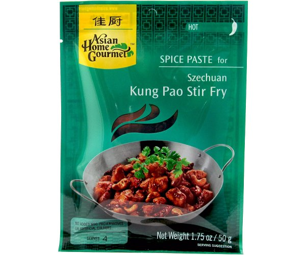 Sichuan Kung Pao Würzpaste