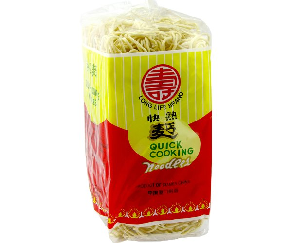 Quick Cooking Noodles, Long Life